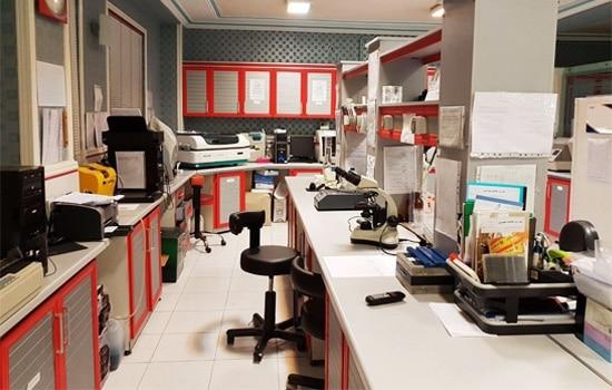 آزمایشگاه پاتوبیولوژی دکتر بلخی در گرگان