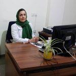 معصومه قاسمپور بهترین کارشناس شنوایی سنجی گرگان