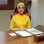 دکتر فاطمه علینژاد بهترین متخصص زنان و زایمان گرگان